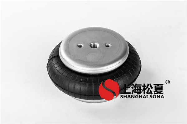 如何使用橡胶堵漏气囊空气弹簧