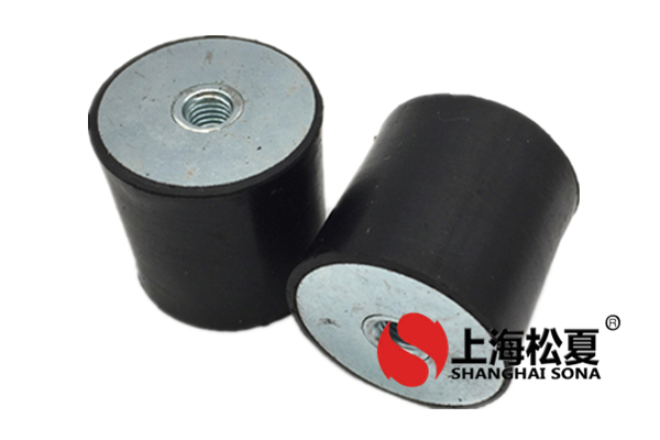 房顶风机应用橡胶减震器