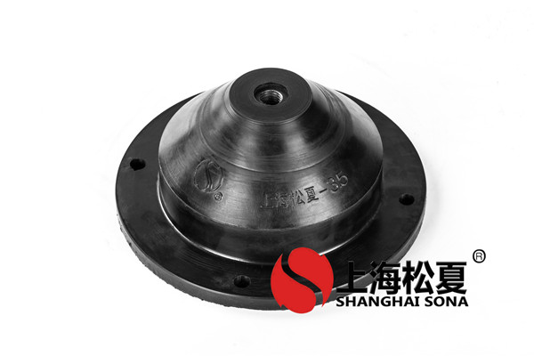 橡胶减震器原理和性能试验台