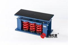 循环水泵ZTA型弹簧减震器